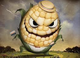 GMO Angry Corn