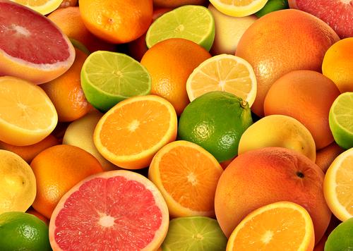 Vitamin C fruits